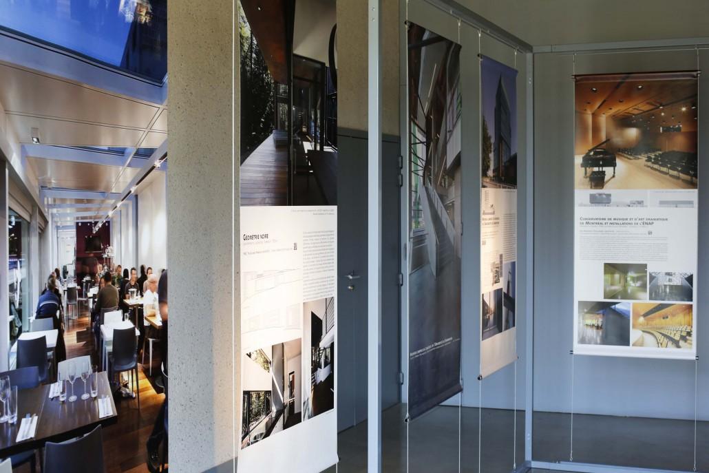 exposition Canada Architecture Contemporaine