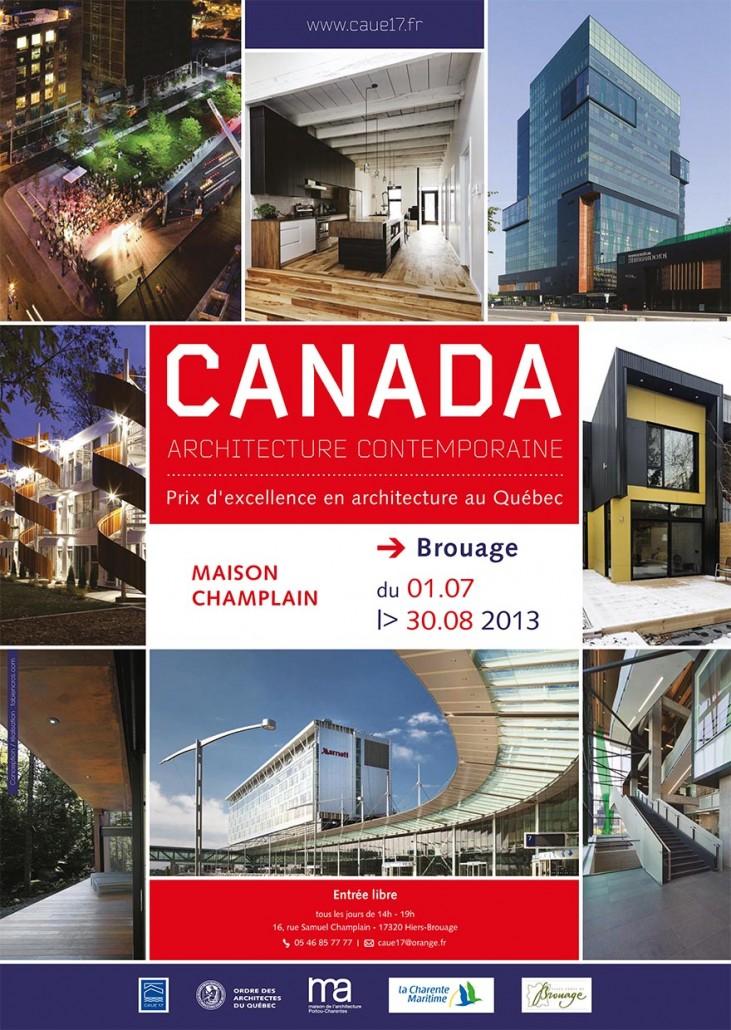Affiche Canada